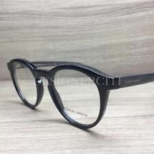 Giorgio Armani AR 7159 Eyeglasses Black Smoke Grey 5017 Authentic 50mm