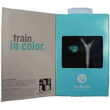 Yurbuds Inspire Pro Sport Earphones Headset Headphones + MIC Aqua