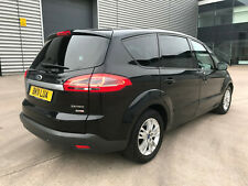 2011 FORD S-MAX TDCI 140 BLACK**7 SEATS**2.0 DIESEL*PRIVACY GLASS*FACELIFT MODEL