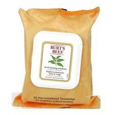 Burt´s Bees Feuchttücher zur Gesichtsreinigung mit Weißem Tee Extrakt 30 Tücher