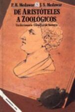De Aristóteles a zoológicos: un diccionario filosófico de biología-ExLibrary