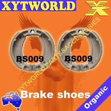 FRONT REAR Brake Shoes for Yamaha T 105/105 E Crypton 1996