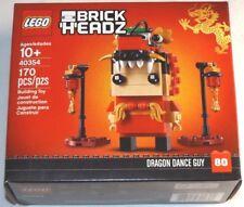 LEGO 40354 BrickHeadz Dragon Dance Guy #80 Chinese New Year