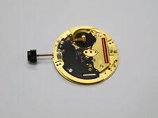 eta Swiss movement  no 255.112 or 255.111 disk 3 gold  3 hand 100% new
