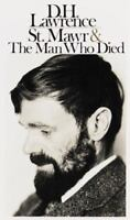 St. Mawr and the Man Who Died by D. H. Lawrence (1953, Paperback)