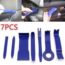 7Pcs Auto Interior Dash Radio Door Clip Panel Trim Open Remover Molding Tool