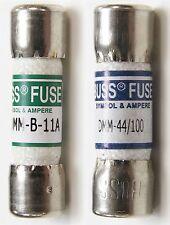 AMECaL FZ-03 2 Cartridge Fuse Set for Fluke Multimeters 11A; 440mA