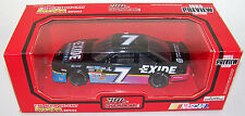 1995 PREVIEW Racing Champions 1:24 GEOFF BODINE #7 Exide Ford T-Bird w/Hoosiers