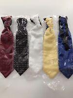 1X Au Boys Kid Children Party Pre tied School Formal Wedding Neck tie Necktie