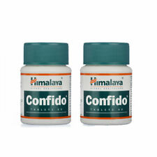 2 Pack Herbal Confido 120 Tablets increase stamina performance Antioxidant