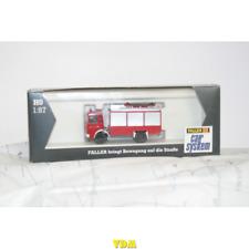 Faller Car System H0 1:87 MAN Feuerwehr Modellbau LKW Auto Fire Eisenbahn