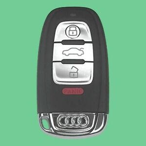 2 Replacement for Audi S4 Avant 09 2010 2011 2012 Remote Key W//O Comfort Access