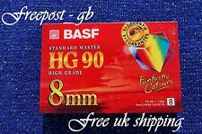 BASF/EMTEC P5-90HG (alta qualità) 8mm/Hi8/video 8 Videocamera Nastro/Cassette