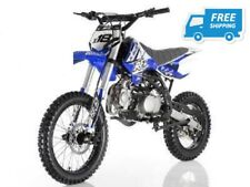 New Adult Size - Apollo Dbx18 - 125cc Dirt Bike with Free Shipping to your door