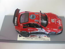BBR / Gasoline  Ferrari 550LMGT1 Le Mans 2005  Labre Competition 1:43 Neu in OVP
