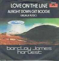 "Barclay James Harvest - Love On The Line (7"", Sin Vinyl Schallplatte - 13774"