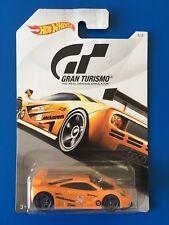 2018 Hot Wheels Car Gran Turismo McLaren F1 GTR