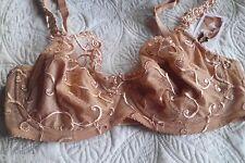 NWT Rosa Faia by Anita 5660 Size 34B Bronze Underwire Bra NIB New