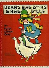 DEAN'S RAG BOOKS AND RAG DOLLS - COPE, PETER/ COPE, DAWN - NEW HARDCOVER BOOK