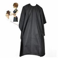 Hair Cut Cape Salon Styling Cutting Hair Barber Hairdressing Cloth Gown Gif V2P9