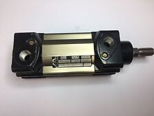 Pneumatic Double Acting Air Cylinder Mecman 40 Bore x 25 Stroke