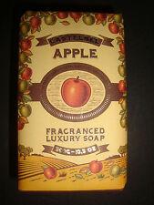 New Castelbel Made in Portugal 10.5oz Fragranced Luxury Bath Bar Soap Apple