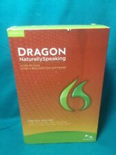 NEW Nuance Dragon NaturallySpeaking Version 12 Home Edition Speech Recognition