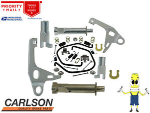 Complete Rear Brake Drum Hardware Kit for Toyota Paseo 1992-1999