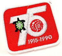 Vintage 1990 75th Anniversary WWW Order Arrow OA Boy Scout America BSA Patch
