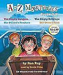 A to Z Mysteries Bks. D-G by Ron Roy (2011, CD, Unabridged)