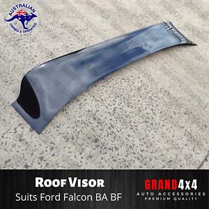 ROOF VISOR FOR FORD FALCON BA BF XT/XR6/XR8 SEDAN REAR VISOR SPOILER SUN GUARD