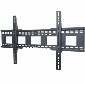 New Quick Mount TV  Heavy Duty Fixed UM1QM Bracket suits 50-102 Inch 136kg Hold