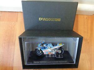 1/24 Deagostini Ixo - Spécial Honda NSR500 Valentino Rossi 2001 Italie Gp Vélo