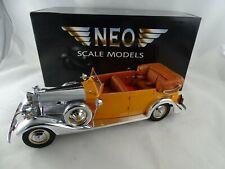 1:18 Neo #18250 Rolls Royce Phantom II Thrupp & Maberly - Rarity