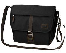 Jack Wolfskin Shoulder Bag with Tablet Compartment Camden Town Black