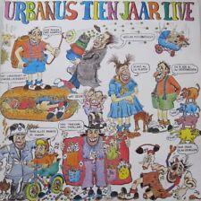 URBANUS - URBANUS TIEN JAAR LIVE - 3 LP