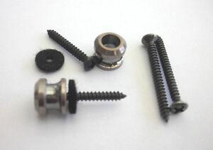 Schaller Security Lock Replacement Kit buttons + screws Vintage Copper