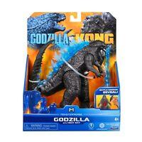 """Godzilla vs Kong 6"""" Godzilla Figure w/ Heat Ray New MonsterVerse Figuree - NEW"""
