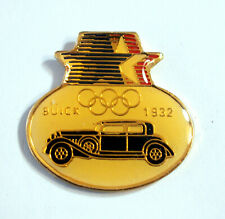 1932 Buick Pin _   Vintage Collector Auto Lapel Pin