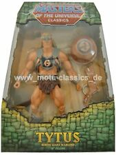 #Auspacker Tytus 2010 1. Auflage Masters of the Universe Classics He Man NEU OVP