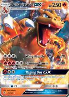 Charizard GX 20/147 SM Burning Shadows Ultra Rare Holo Pokemon Card NEAR MINT TC