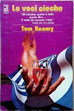 Tom Reamy, Le voci cieche, Ed. Armenia, 1981