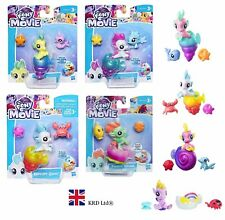 MY LITTLE PONY THE MOVIE BABY SEA PONY FIGURE Seapony Toy Birthday Gift Box UK