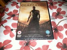 Gladiator   russell crowe    new sealed uk dvd free uk postage