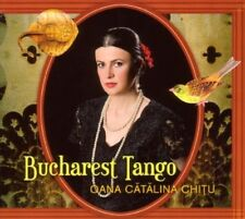 OANA CATALINA CHITU - BUCHAREST TANGO  CD NEUF