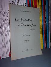 La libération de Rouessé-Vassé - Madame Joseph Baret - 1948-Histoire
