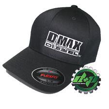5cbbb9e0dff S M DMAX Diesel Flexfit fitted stretch fit trucker ball cap hat Chevy  Duramax