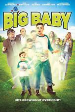 Big Baby,Excellent DVD, Ken Davitian, Andrew Lawrence, Maureen McCormick, Stephe