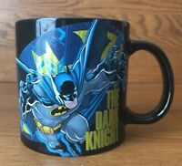 BATMAN The DARK KNIGHT DC Comics COFFEE MUG 17oz
