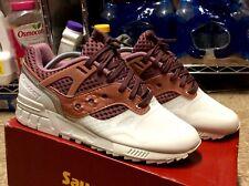 a4eccb93 Saucony Originals Grid SD HT Mens Size 8 / Red-Tan / S70388-3